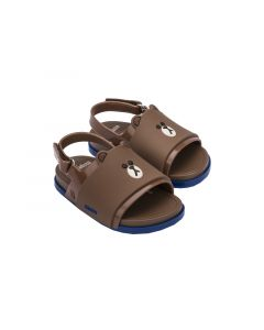 MINI MELISSA BEACH SLIDE SANDAL + LINE FRIENDS